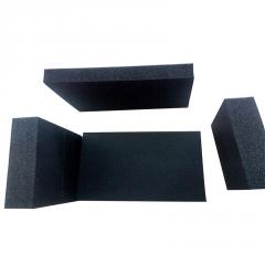 现货批发b1级铝箔隔热橡塑海绵板 带铝箔橡塑保温板 阻燃橡塑板