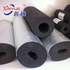 河北橡塑海绵生产厂家长期供应 B1 2 级橡塑海绵保温板管 空调管