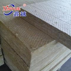 罐体保温岩棉板 机械设备隔热岩棉板 夹层墙隔热岩棉板 烤漆房用