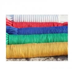 包芯尼龙绳子彩色编织绳户外晾衣装饰绳多功能露营帐篷捆绑编绳
