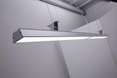 DC36V安全电压LED灯具 双亮感应车库灯 2019消防新标准安全照明