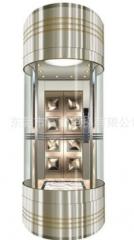 厂家直销优质写字楼观光电梯/小区观光梯/豪华别墅观光电梯