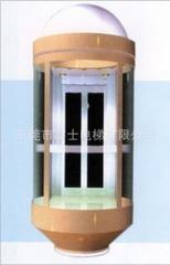 东莞富士直销观光电梯-1T写字楼观光梯-630公斤小型室外观光电梯 1000KG