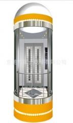 广东亚太三洋电梯厂家生产观光电梯800KG/超市室外观光电梯1吨 1600KG