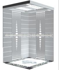 供应富士品牌电梯型号CINI-MRL1350公斤银行电梯/商务楼客梯 VVVF