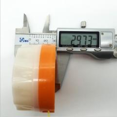 信达泰原包料打造 加大铜子 加厚料壁 双色乳白手动拉线开关 121大号(双色)