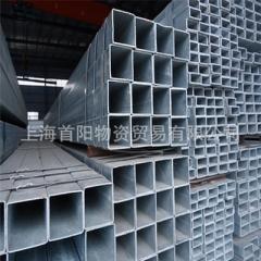 产地货源方管镀锌矩形方管精密碳钢多种规格铁现货方通管q345 40*40*3